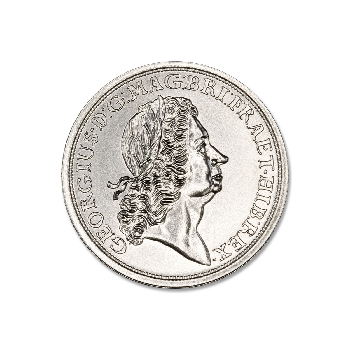ROSA AMERICANA – 2 TROY OUNCE – 39MM