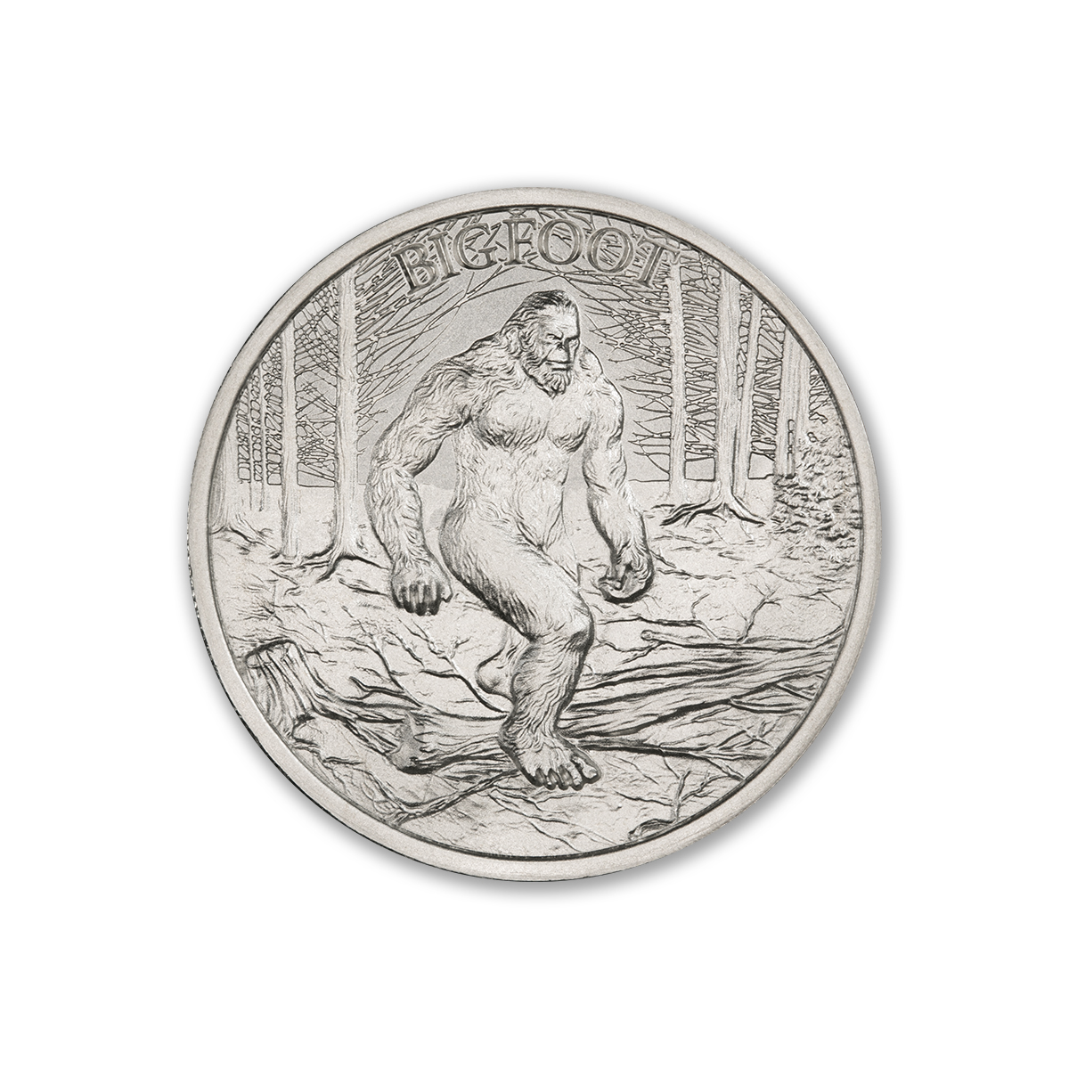 BIGFOOT – 2 TROY OUNCE – 39MM