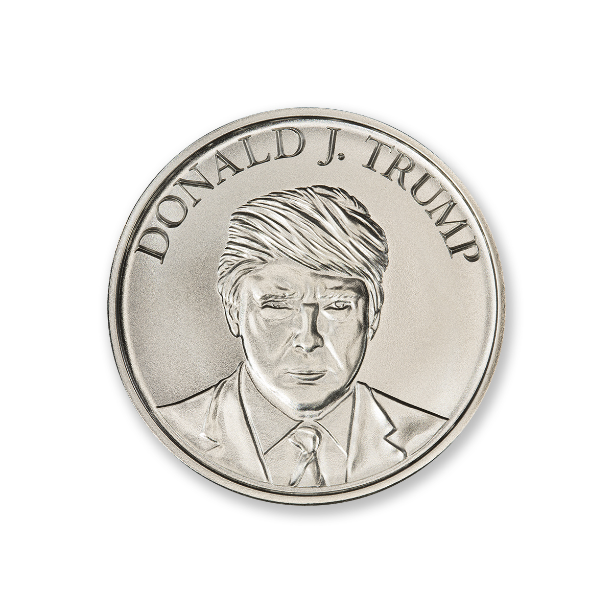 TRUMP INAUGURATION – 1 TROY ONCE – 39MM