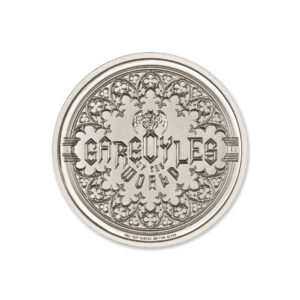 GARGOYLE – TYPE II – 2 TROY OUNCE – UHR – 39MM