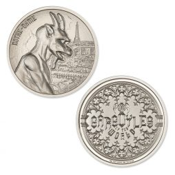GARGOYLE – TYPE I – 2 TROY OUNCE – UHR – 39MM