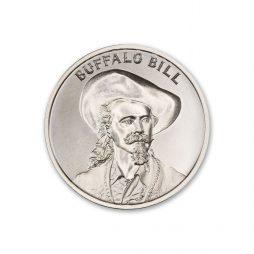 BUFFALO BILL – 1 TROY OUNCE – 39MM