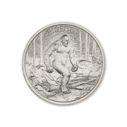 2020 – BIGFOOT – 1 TROY OUNCE – 39MM
