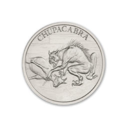 2020 – CHUPACABRA – 1 TROY OUNCE – 39MM