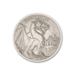 GARGOYLE – TYPE VI – DRAGON BRIDGE – DRAGON – 2 TROY OUNCE – UHR – 39MM