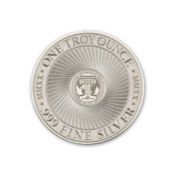 2020 – MOLON LABE – 1 TROY OUNCE – 39MM