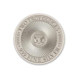 2020 – MOLON LABE – TYPE VI – 2 TROY OUNCE – 39MM