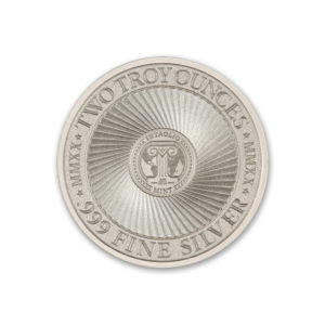 2020 – MOLON LABE – TYPE VI – 2 TROY OUNCE – 39MM