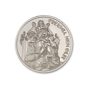 2021 PECUNIA NON OLET (MONEY DOES NOT STINK) – 2 TROY OUNCE – 39MM