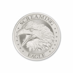 2020 – SCREAMING EAGLE – HIGH RELIEF – 1 TROY OUNCE – 39MM