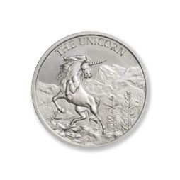 2020 – THE UNICORN – 2 TROY OUNCE – 39MM