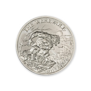 2020 – THE WEREWOLF – 1 TROY OUNCE – 39MM