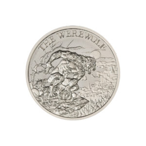 THE WEREWOLF - 2020 - 2 TROY OUNCE - 39MM