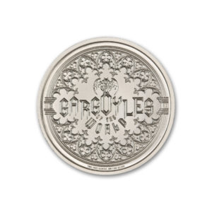 GARGOYLE – TYPE V – MAGDALEN COLLEGE – 2 TROY OUNCE – UHR – 39MM