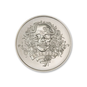 2021 AMOR FATI – 1 TROY OUNCE – 39MM