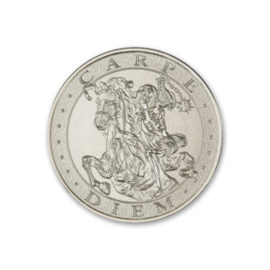 2021 CARPE DIEM – 1 TROY OUNCE – 39MM