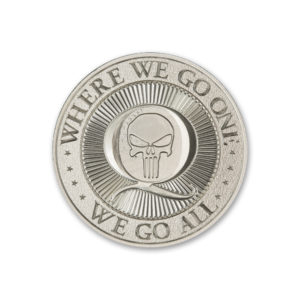 QANON – TYPE II – WWG1WGA – 1 TROY OUNCE – 39MM