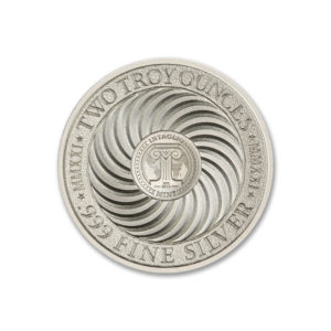 2021 – MOLON LABE – TYPE VII – 2 TROY OUNCE – 39MM
