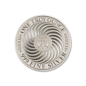 2021 – MOLON LABE – TYPE III – 1 TROY OUNCE – 39MM