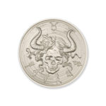 ZOMBIE ZODIACS – TAURUS – 2 TROY OUNCE – 39MM