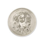 ZOMBIE ZODIACS – VIRGO – 2 TROY OUNCE – 39MM