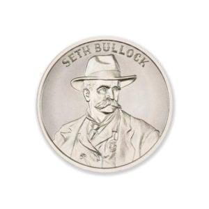 SETH BULLOCK – 2 TROY OUNCE – 39MM