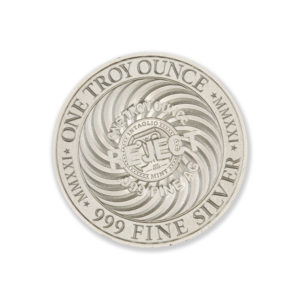 1 TROY OUNCE – 39MM – REJECT