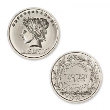 DIAGONAL TEMPLATE - Saint-Gauden's Lost Penny